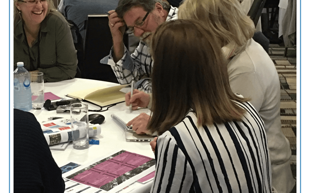 Symposium delegates dive into Design MasterClass with Designer Training Australia