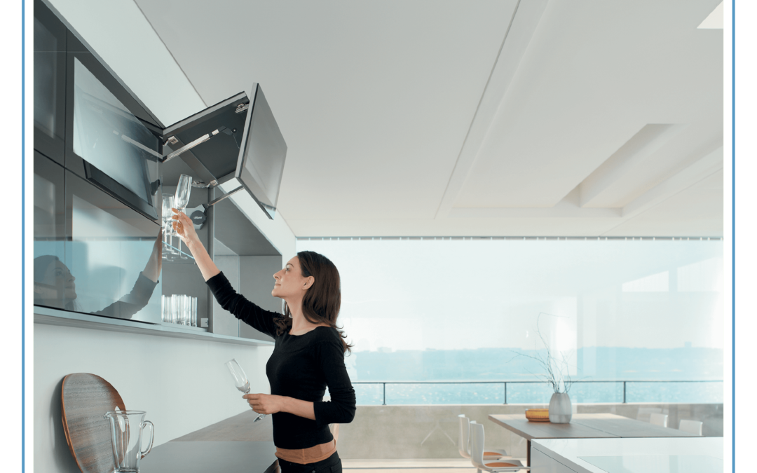 AVENTOS Lift Systems adding magical motion to modern kitchens