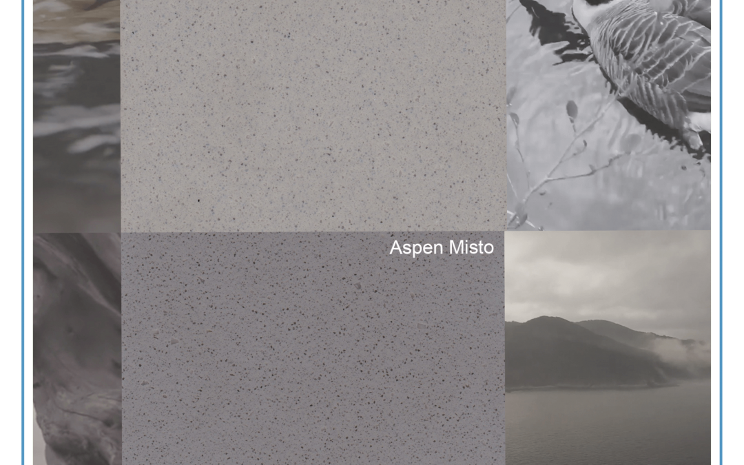 The New Colours of Staron® Solid Surfaces 2018