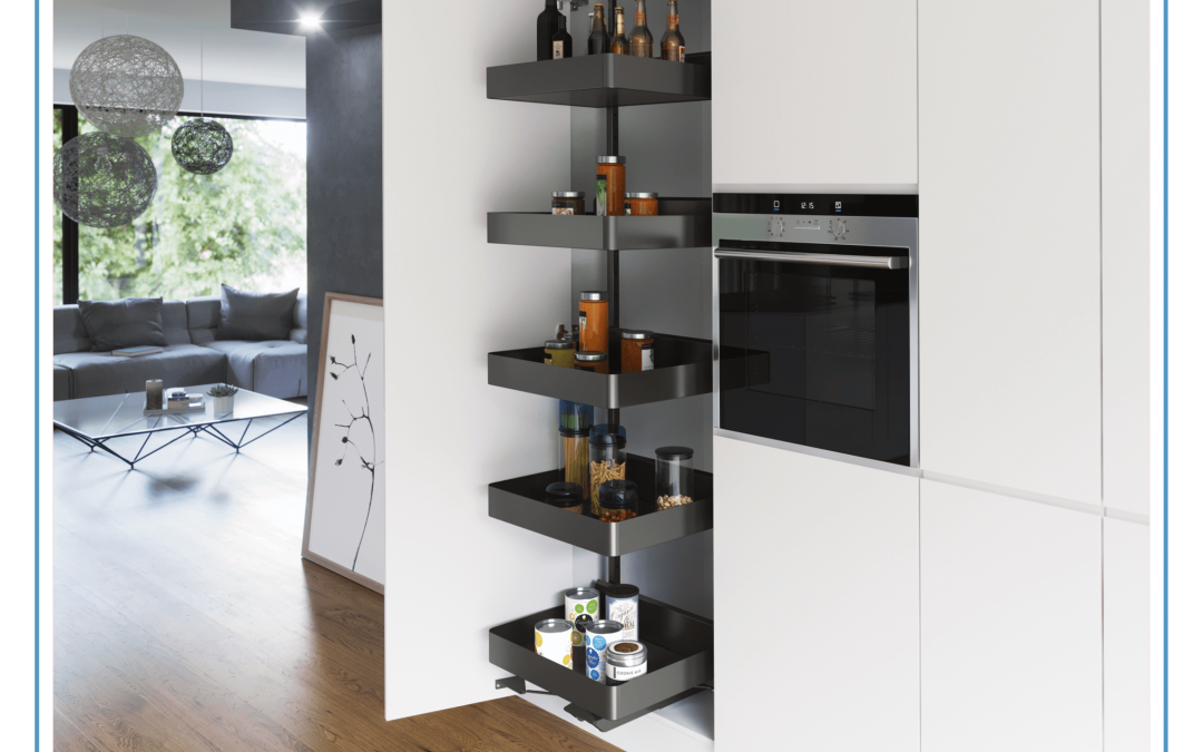 Best in class: a perfect run for the tall cabinet