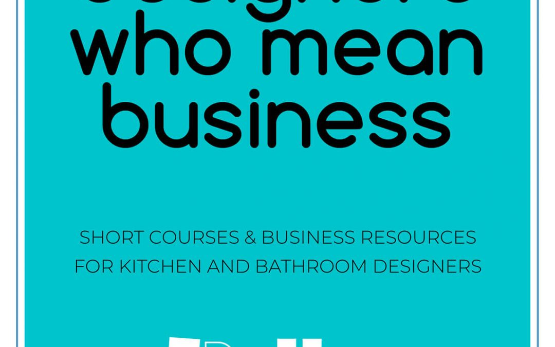 Designers who mean business