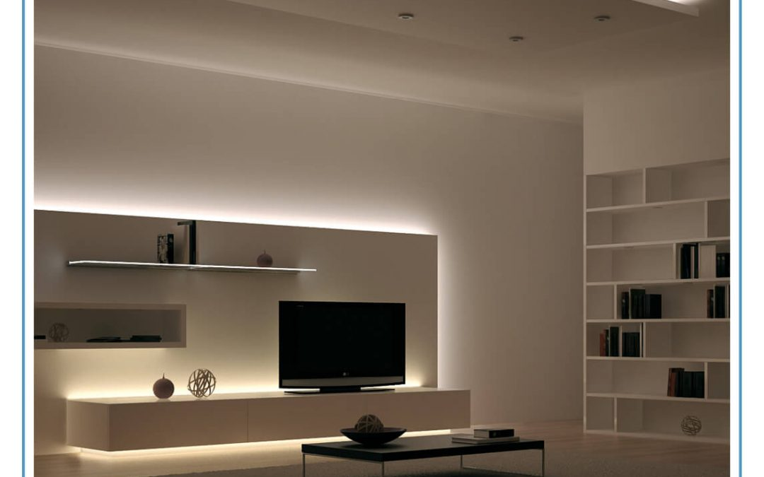 Häfele LOOX lighting system is now available by Cut To Size ordering tool