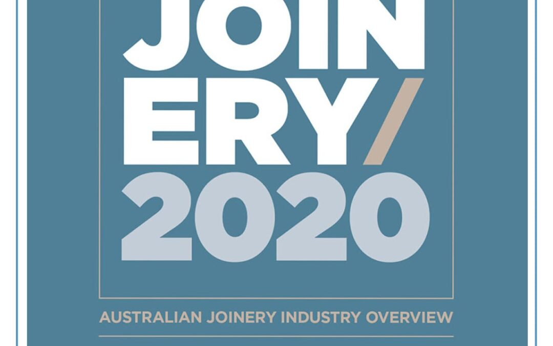 National survey of the joinery industry produces great insight