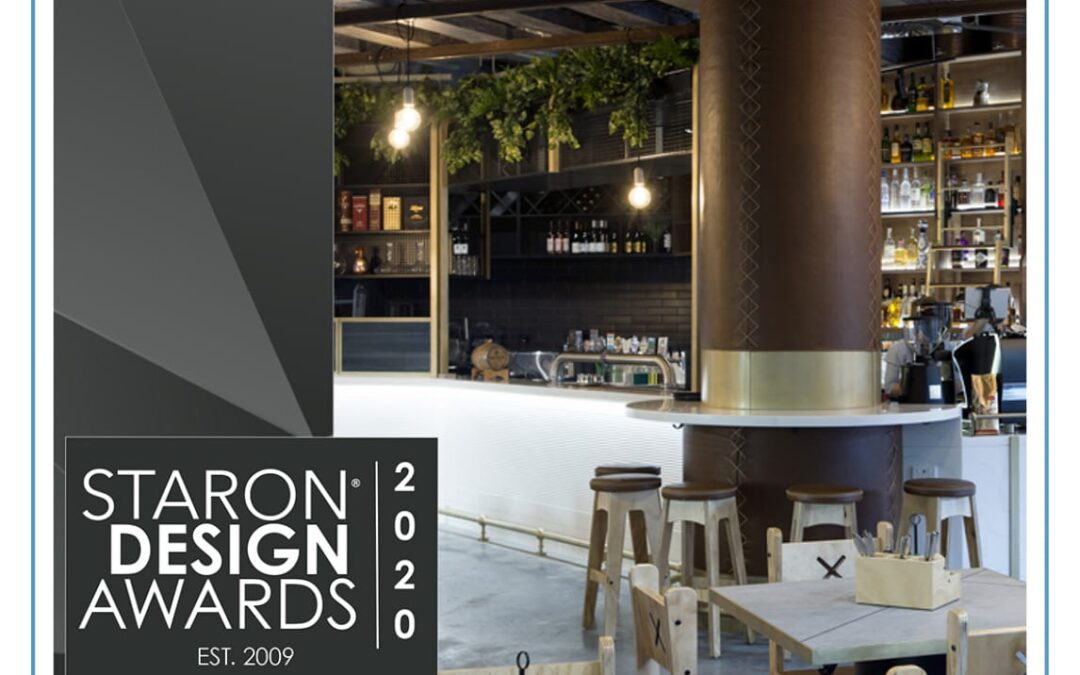Staron® Design Awards 2020 Open for Entries