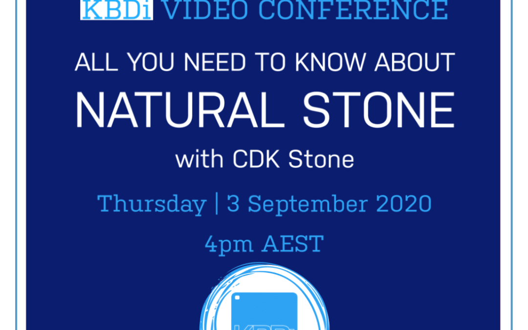 PD Thursday | All you need to know about Natural Stone