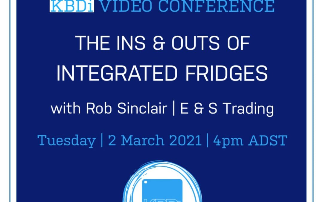 PD Tuesday | The Ins & Outs of Integrated Fridges