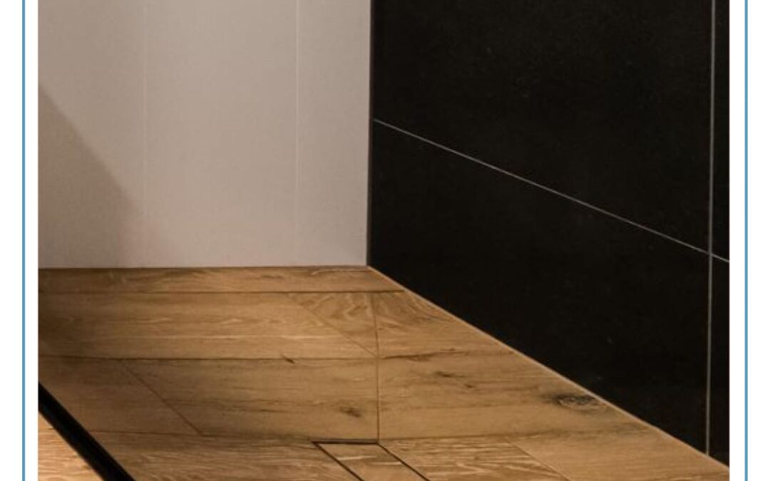Linear and point shower drains