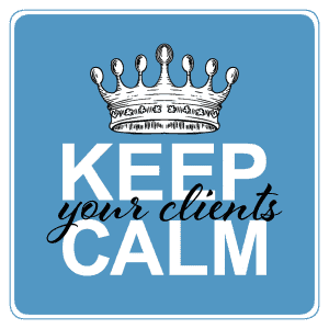 15 phrases to keep your clients calm