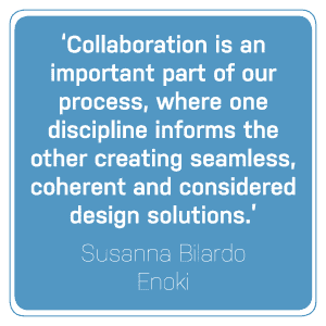 Collaboration is key to great design