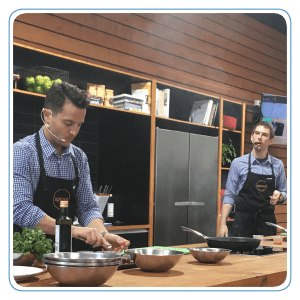 Callum and Themis share their kitchen loves and loathes