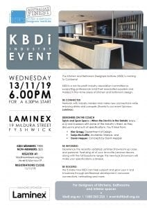 KBDi Industry Event (Canberra)