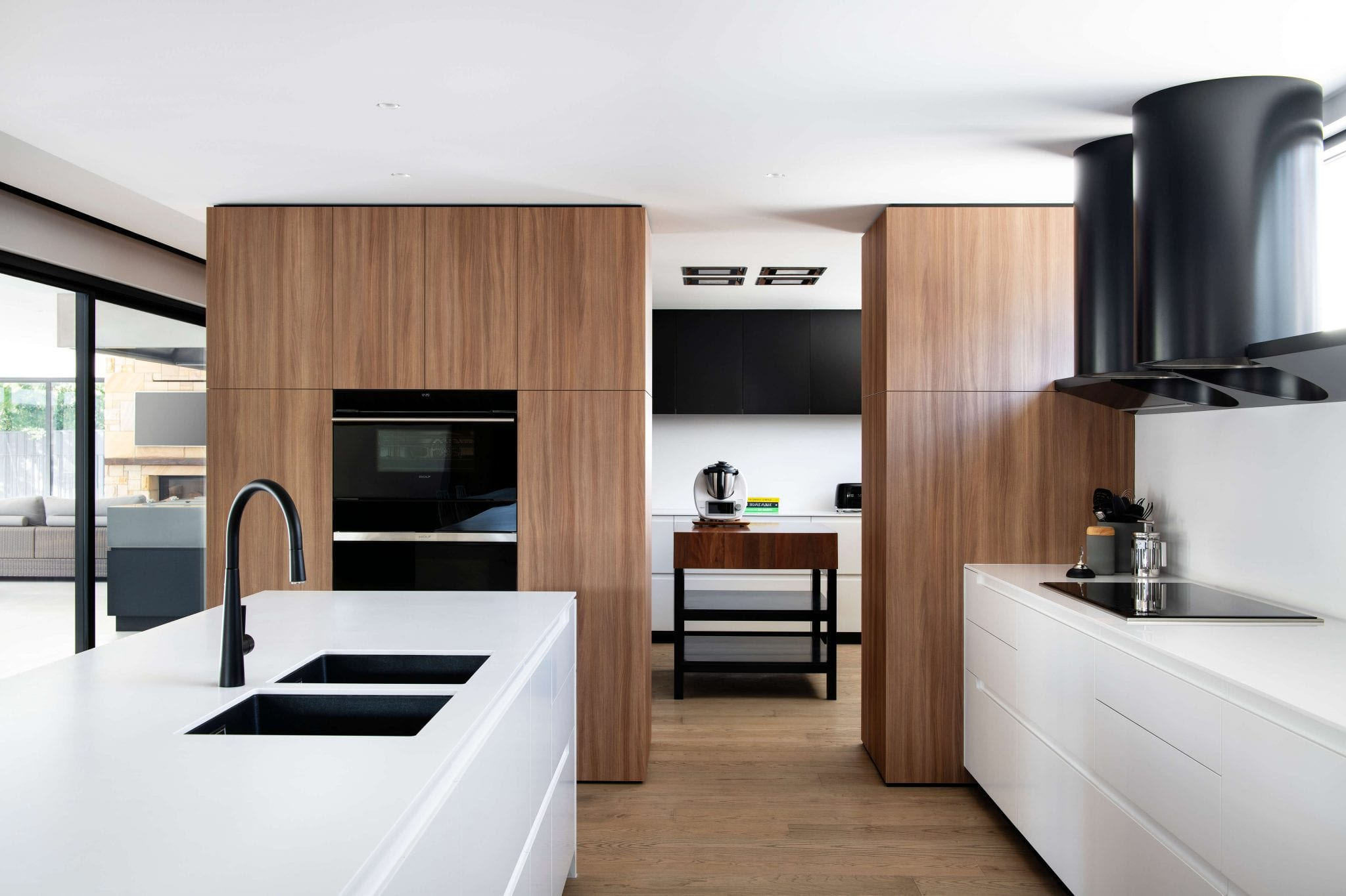 Kitchen designed by Simona Castagna (Minosa)