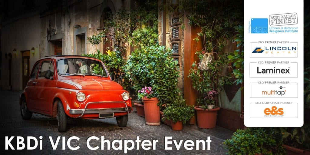 KBDi VIC Chapter Events