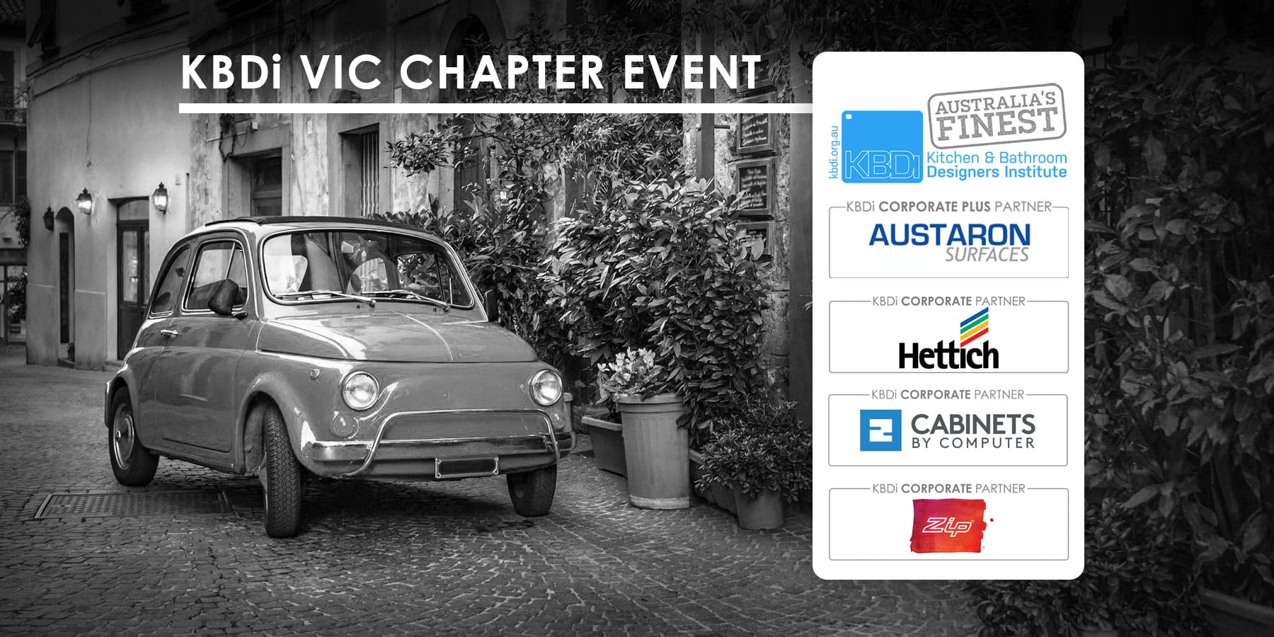 KBDi VIC Chapter Event