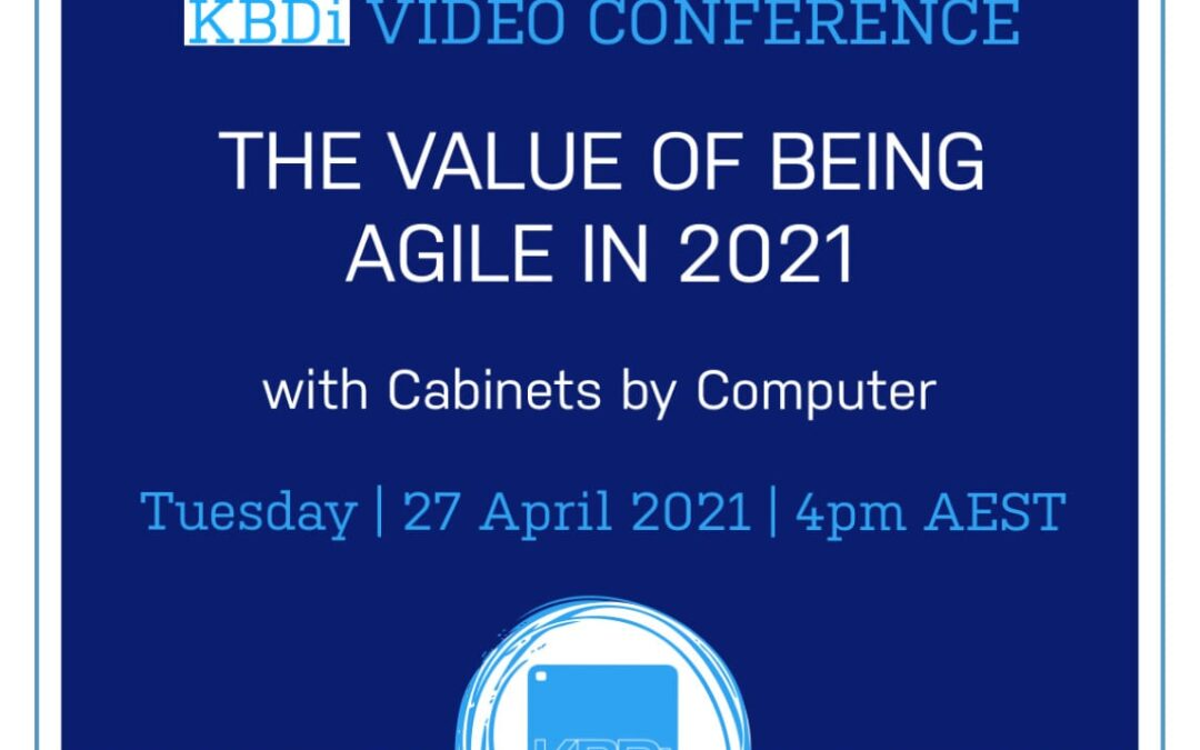 PD Tuesday   The value of being agile in 2021