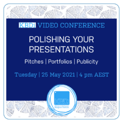 PD Tuesday | Polishing your Presentations
