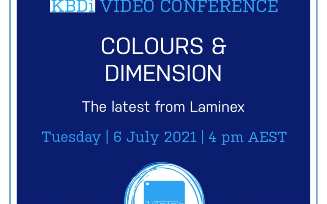 Colours & Dimension: The Latest from Laminex
