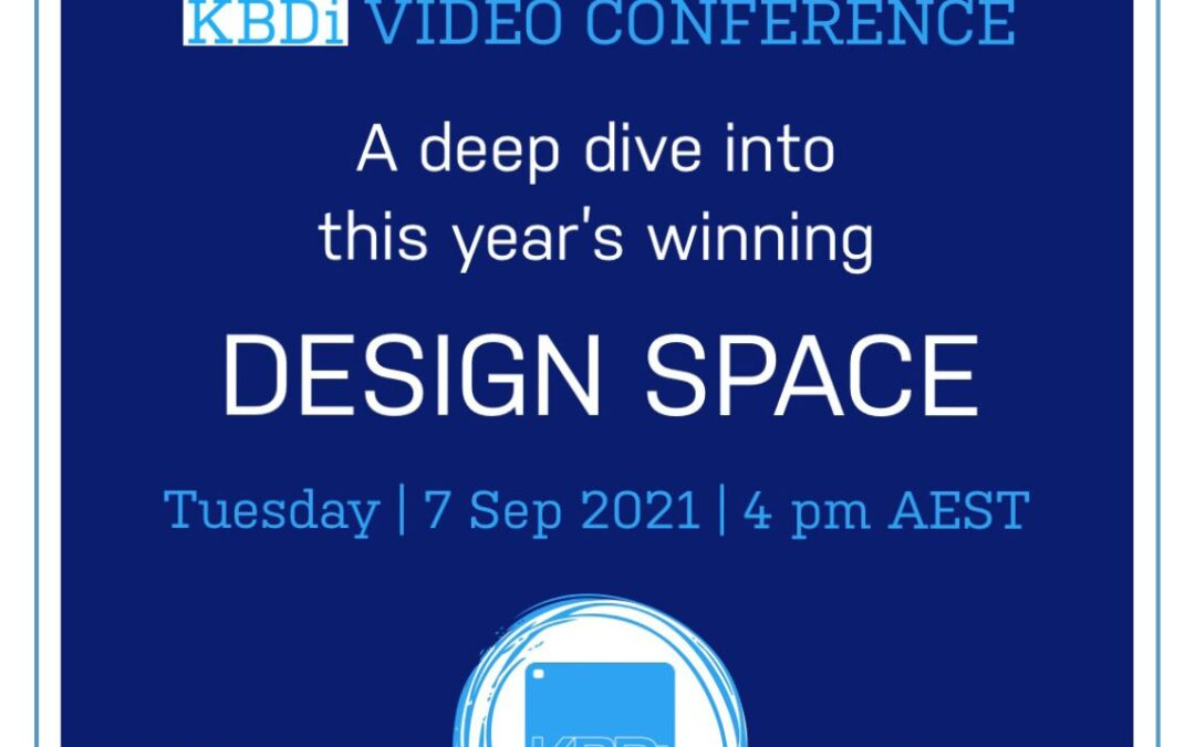A deep dive into this year's winning Design Space