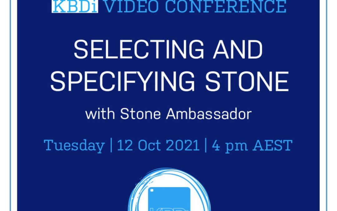 Postponed: Selecting and Specifying Stone