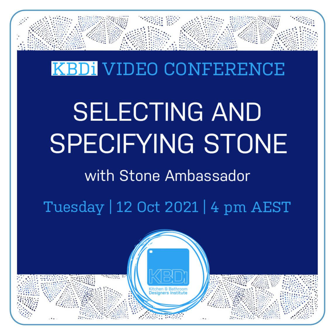 Selecting and specifying stone