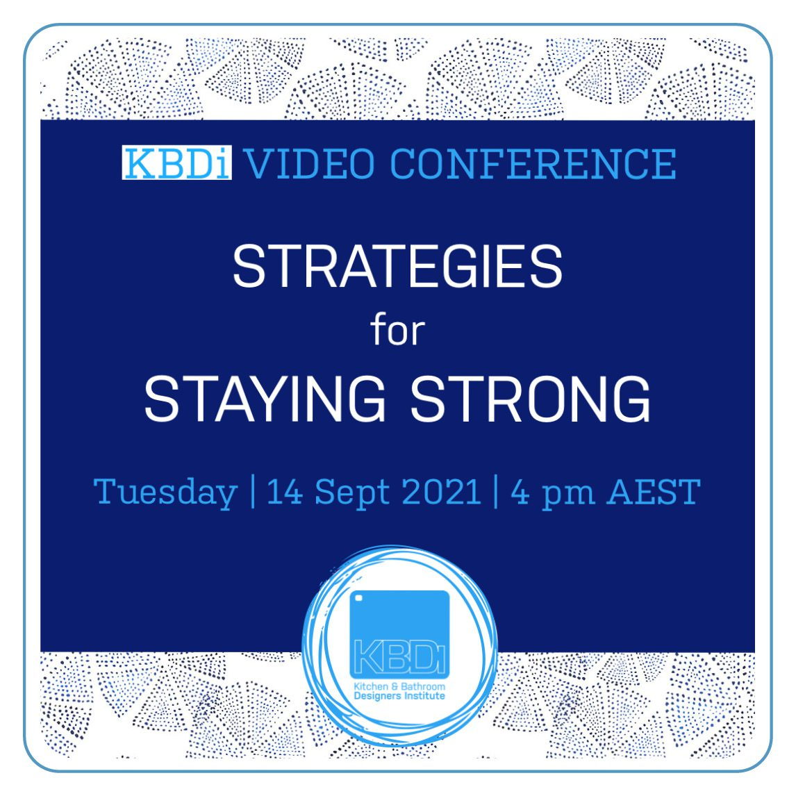KBDi Videoconference Staying Strong